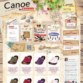 Canoe by Release ネット通販サイト公開